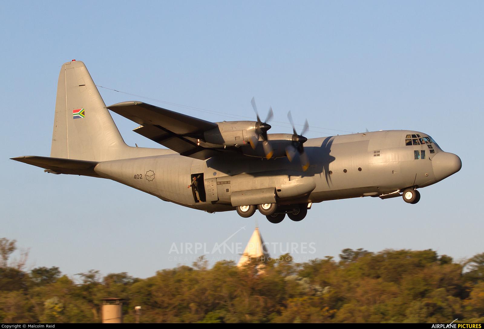 South Africa - Air Force 402 aircraft at Swartkops