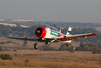 ZU-AYS - Private North American Harvard/Texan (AT-6, 16, SNJ series)