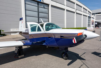 N1149B - Private Mooney M20K