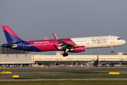 HA-LXV - Wizz Air Airbus A321 aircraft
