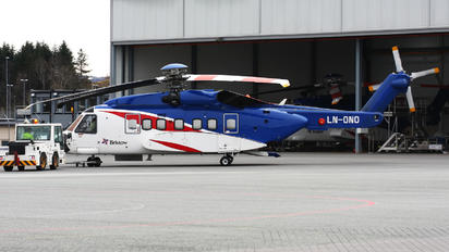 LN-ONO - Bristow Norway Sikorsky S-92