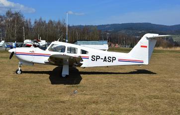 SP-ASP - Private Piper PA-28 Arrow