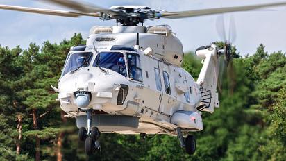 RN-04 - Belgium - Air Force NH Industries NH90 NFH