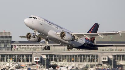 OO-SSH - Brussels Airlines Airbus A319
