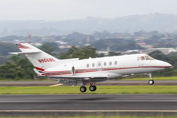 N906BL - Private Hawker Beechcraft 850XP