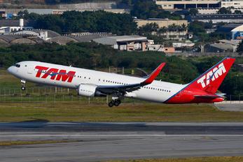 PT-MSV - TAM Boeing 767-300ER