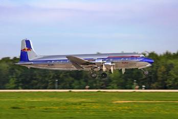 OE-LDM - Red Bull Douglas DC-6B