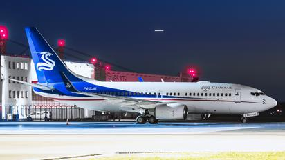 P4-SJM - Private Boeing 737-700 BBJ
