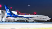 P4-SJM - Private Boeing 737-700 BBJ aircraft