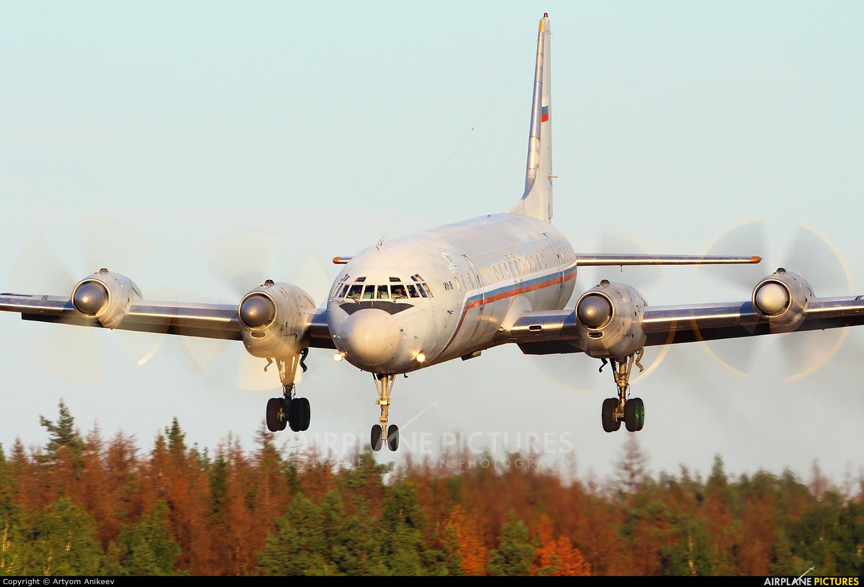 Russia - Air Force RA-75499 aircraft at Chkalovsky