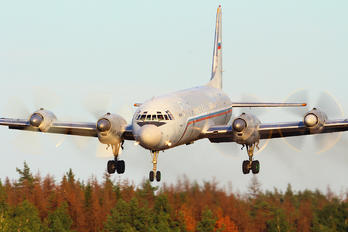 RA-75499 - Russia - Air Force Ilyushin Il-18 (all models)