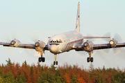 RA-75499 - Russia - Air Force Ilyushin Il-18 (all models) aircraft
