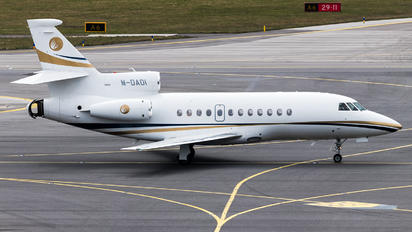 M-DADI - Private Dassault Falcon 900 series