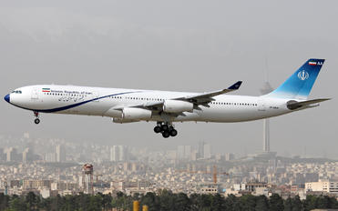 EP-DAA - Iran - Government Airbus A340-300