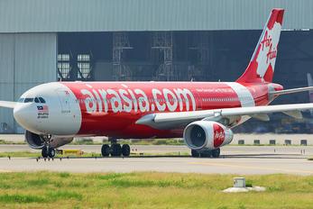 9M-XBA - Asian Air Airbus A330-300