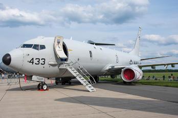 168433 - USA - Navy Boeing P-8A Poseidon