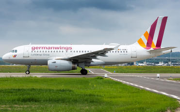 D-AGWJ - Germanwings Airbus A319