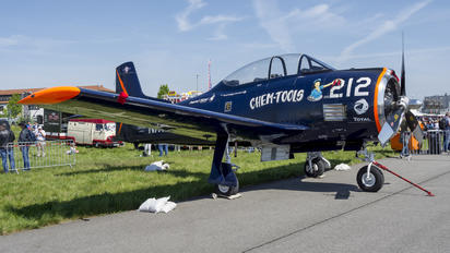 N343NA - Private North American T-28B Trojan