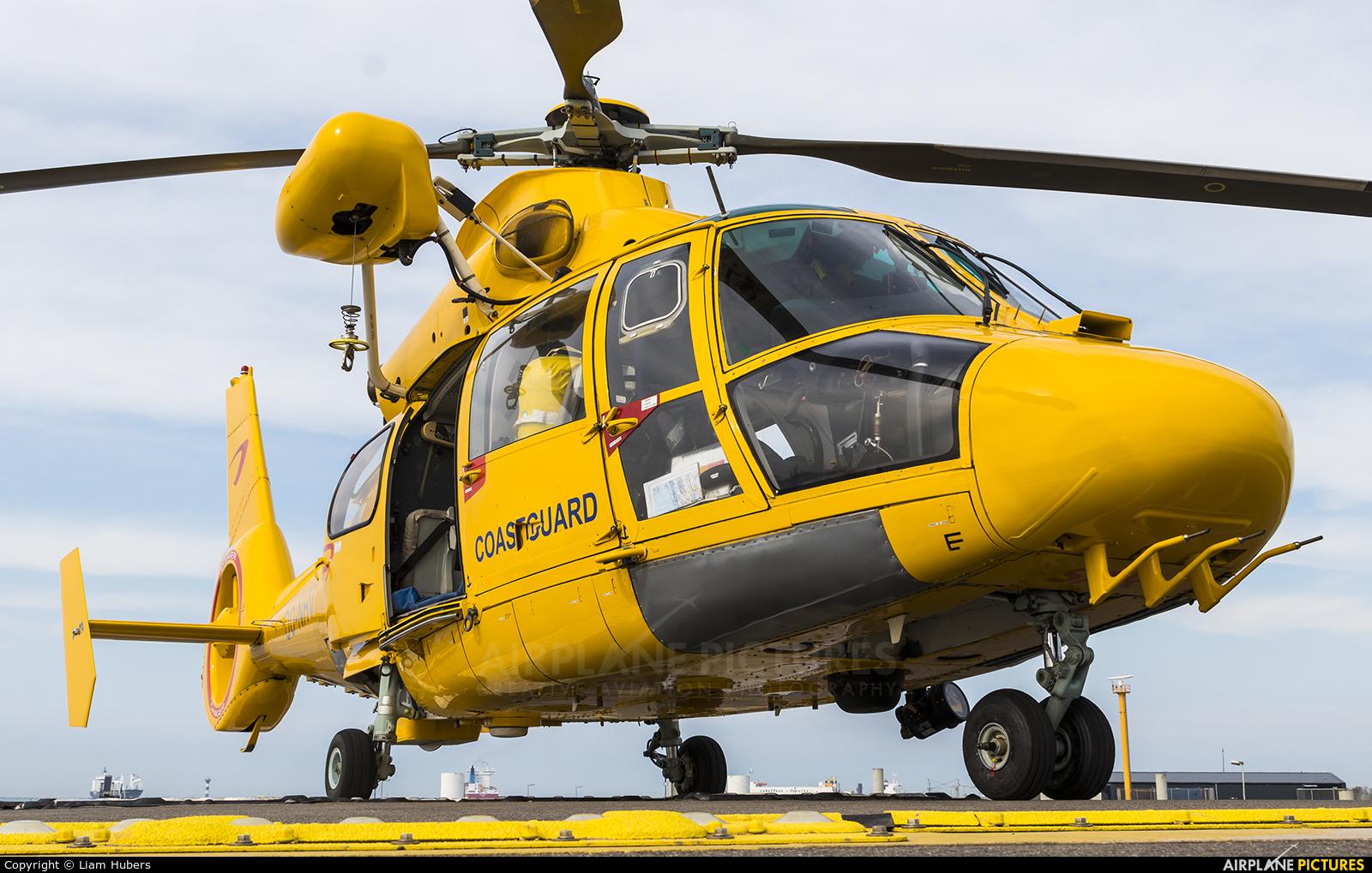 NHV - Noordzee Helikopters Vlaanderen OO-NHV aircraft at Off Airport - Netherlands