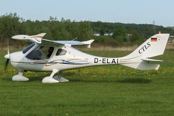 D-ELAI - Private Flight Design CTLS