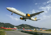 LY-VEG - Thomas Cook Airbus A321 aircraft