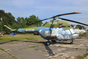 B-2745 - Czech Republic - Police Mil Mi-2