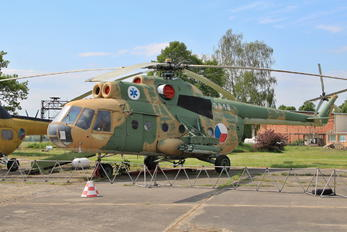 0818 - Czech - Air Force Mil Mi-8T