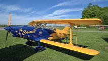 D-MSLP - Private FK Lightplanes FK12 Comet aircraft