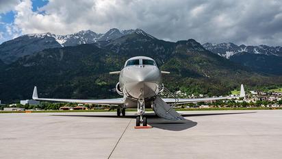M-PLUS - G650 Management Ltd. Gulfstream Aerospace G650, G650ER