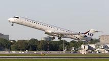 EC-MLC - SAS - Scandinavian Airlines Bombardier CRJ-1000NextGen aircraft