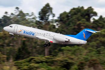 P4-FKC - Insel Air Fokker 70