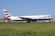 G-BNWZ - British Airways Boeing 767-300 aircraft