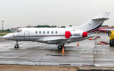 CS-DUC - NetJets Europe (Portugal) Hawker Beechcraft 750