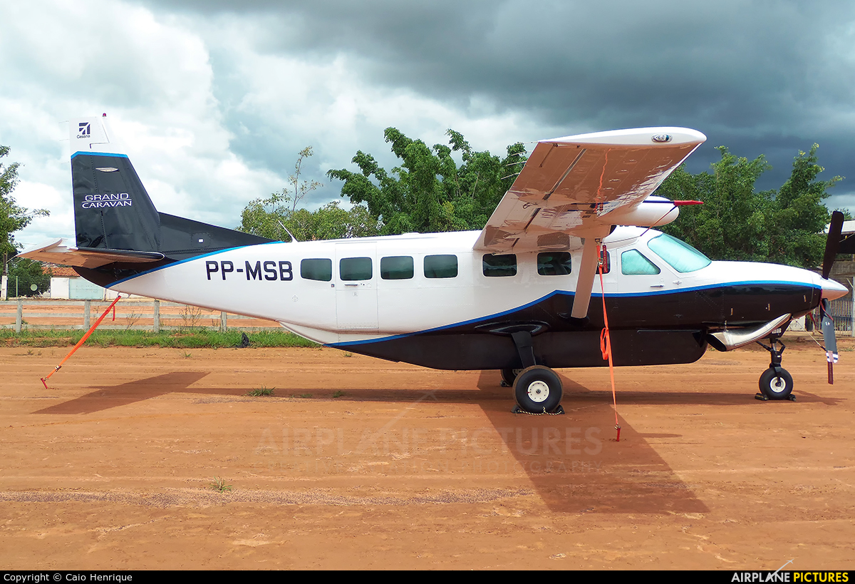 Private PP-MSB aircraft at Off Airport - Brazil