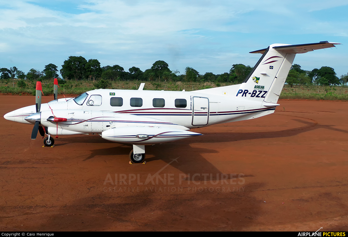 Private PR-BZZ aircraft at Off Airport - Brazil
