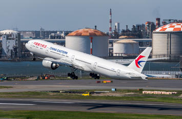 B-7368 - China Eastern Airlines Boeing 777-300ER