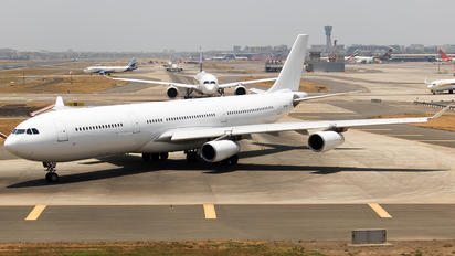 9H-SUN - Air France Airbus A340-300