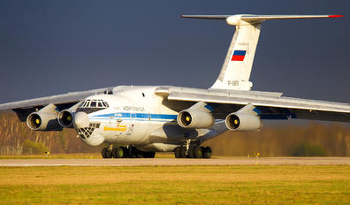 RA-86875 - Russia - Air Force Ilyushin Il-76 (all models)