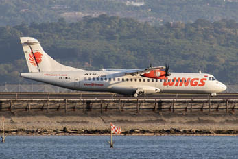 PK-WGL - Wings Air ATR 72 (all models)