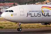 EC-MFA - Plus Ultra Airbus A340-300 aircraft