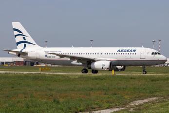 SX-DGC - Aegean Airlines Airbus A320