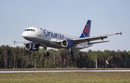 TB-CBJ - Onur Air Airbus A320 aircraft