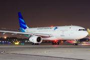 PK-GPP - Garuda Indonesia Airbus A330-200 aircraft