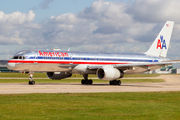 N188AN - American Airlines Boeing 757-200 aircraft