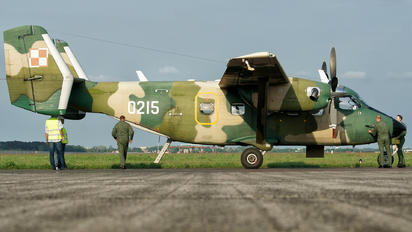 0215 - Poland - Air Force PZL M-28 Bryza