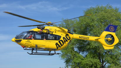 D-HYAC - ADAC Luftrettung Airbus Helicopters EC145 T2
