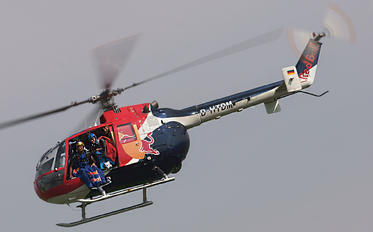 D-HTDM - The Flying Bulls MBB Bo-105CB