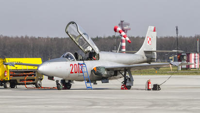 2012 - Poland - Air Force PZL TS-11 Iskra