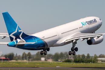 C-GUBH - Air Transat Airbus A330-200