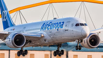 EC-MIG - Air Europa Boeing 787-8 Dreamliner aircraft